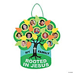 Rooted in Jesus Picture Frame Sign Craft Kit
