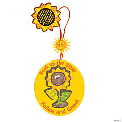 Follow the Son Sunflower Ornament Craft Kit