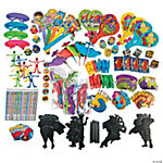 Mega Superhero Novelty Assortment