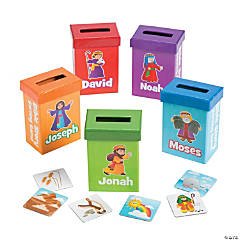 Bible ABC Sorting Game