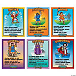Faith Superhero Poster Set