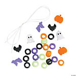 Bat & Cat Pony Bead Bracelet Craft Kit