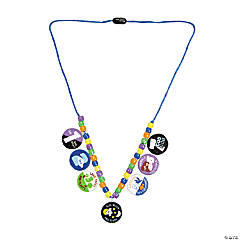 7 Days of Creation Necklace Craft Kit