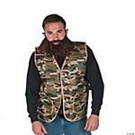 Adult Camouflage Vest
