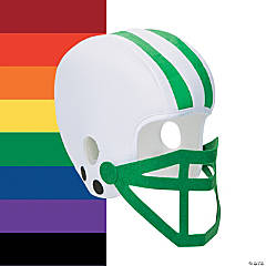 Team Spirit Football Helmet