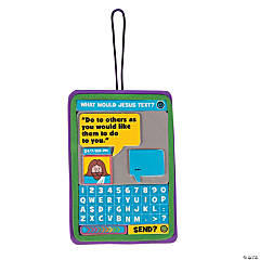 What Would Jesus Text Craft Kit