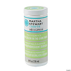 Martha Stewart Crafts® Découpage - Glow-in-the-Dark Finish
