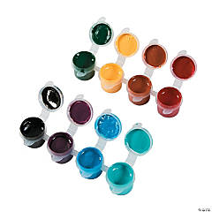 Delta Creative™ Paint Pot Sets - Rich & Vibrant