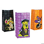 Halloween Puppy Treat Bags