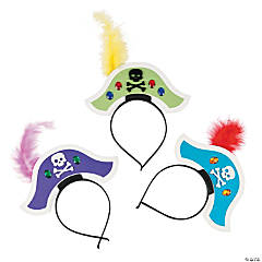 Pirate Headband Craft Kit