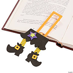 Witches Legs Clip Bookmark Craft Kit