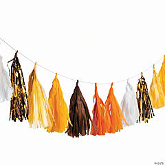 Fall Tassel Garland