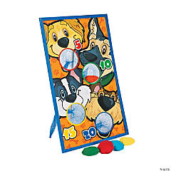 Feed the Puppies Bean Bag Toss Game