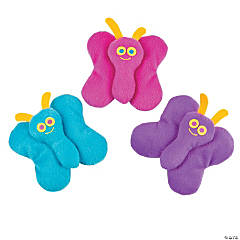 Plush Butterflies