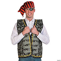 Adult Pirate Costume Kit
