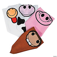 Farm Animal Bandanas