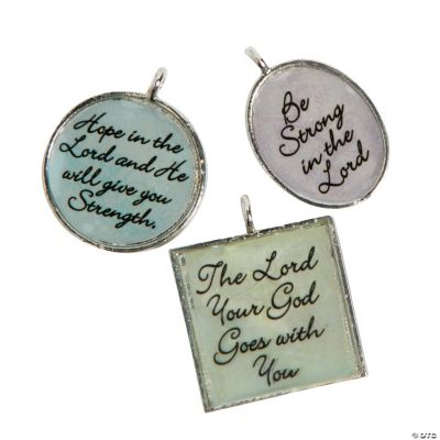 Faith Pendants