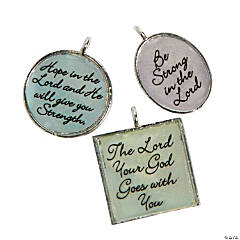 Faith Pendants