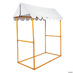 White Tabletop Tent