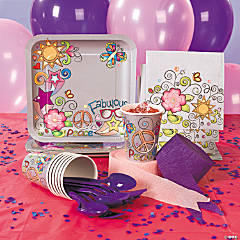 Glitzy Chicks Party Supplies