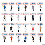 Community Helper Cutouts