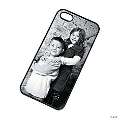 Black Custom Photo iPhone® 5 Case - Photo Only