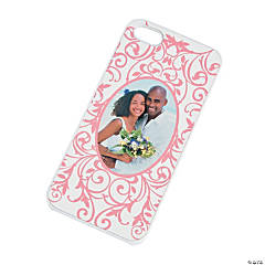 White Custom Photo iPhone® 5 Case - Photo Only