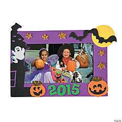 2014/2015 Halloween Picture Frame Magnet Craft Kit