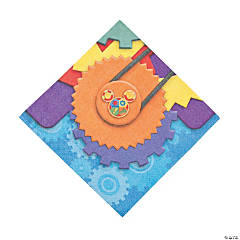 Mickey Playtime Luncheon Napkins