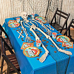 Bones Table Centerpiece Idea