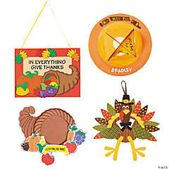 Thanksgiving Craft Kit Assortment