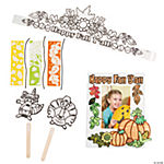 Color Your Own Fall Assortment
