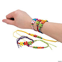 Flower Friendship Bracelets