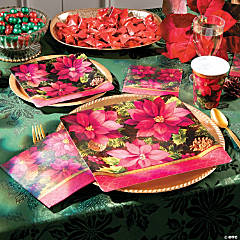 Holiday Enchantment Party Supplies