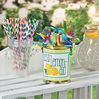 Lemonade Bucket Idea