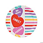Candy Sweets Dinner Plates