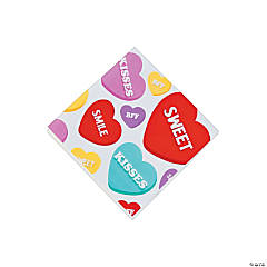 Candy Sweets Beverage Napkins