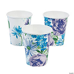 Lilac Blossoms Cups