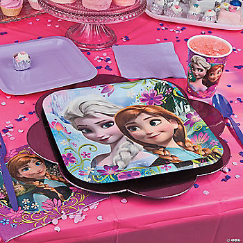 Disney's Frozen Basic Party Pack