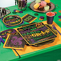 Party Gras Party Supplies