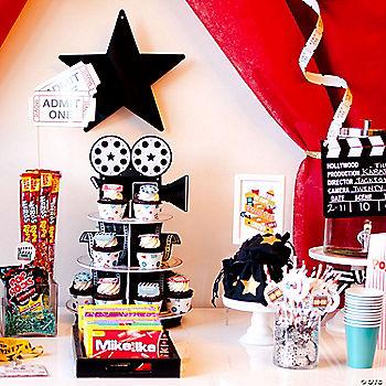 Movie Night Party Supplies