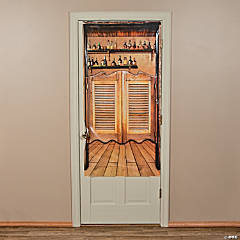 Western Saloon Door Cover