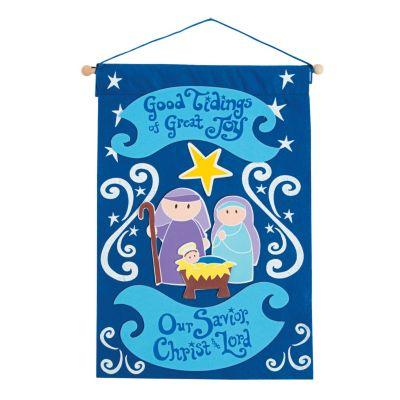Good News Christian Christmas Sign Craft