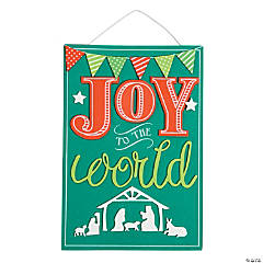 Joy to the World Sign Craft Kit