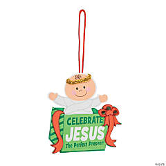 Celebrate Jesus Christmas Ornament Craft Kit