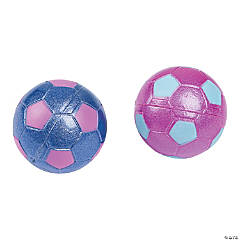 Metallic Go Girl Handballs