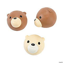 Teddy Bear Bouncing Balls