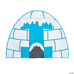 I is for Igloo Alphabet Craft Kit