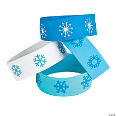 Winter Big Band Bracelets