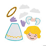 Angel Christmas Ornament Decorating Craft Kit